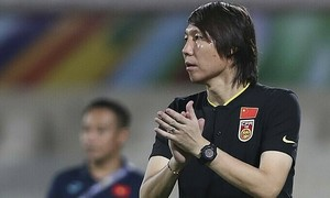 Luck was on our side: China coach after narrowly beating Vietnam