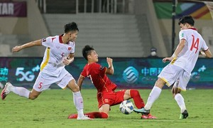 Substitution cost Vietnam the game against China: coach Park
