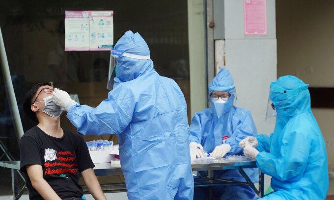 Vietnam records 4,795 new Covid-19 cases