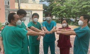 Medics wistful about esprit de corps at HCMC Covid hospital