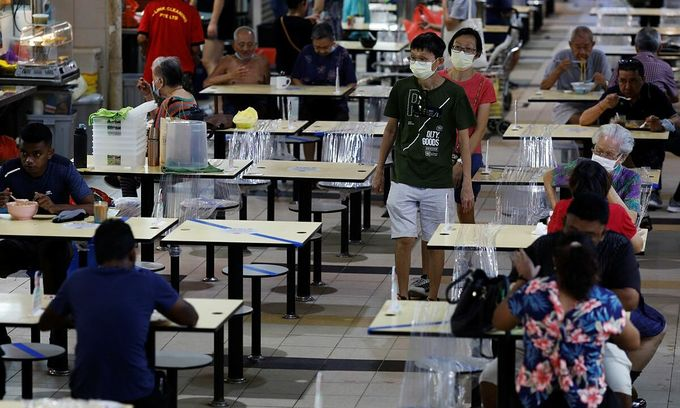Singapore opens quarantine-free travel to major countries, eyes Covid-19 'new normal'