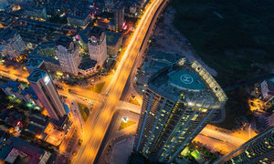 Hanoi condo prices to rise 5-7 pct per year: CBRE