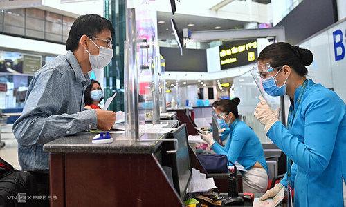 Bad weather, quarantine regulations ground flights on first day of resumption