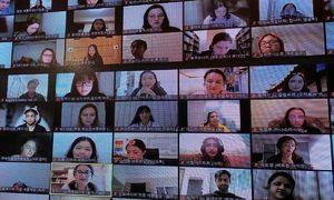 Netflix hit show 'Squid Game' spurs interest in learning Korean