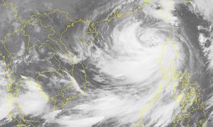 Storm Kompasu heads towards north-central Vietnam