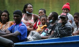 US-bound, 19,000 migrant children cross dangerous jungle: UNICEF