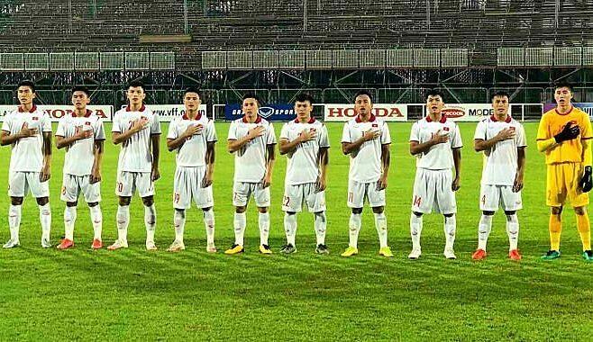 Vietnam U23 draw Tajikistan in friendly