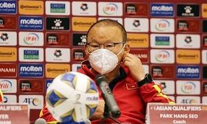 Vietnam coach addresses criticism ahead of Oman clash