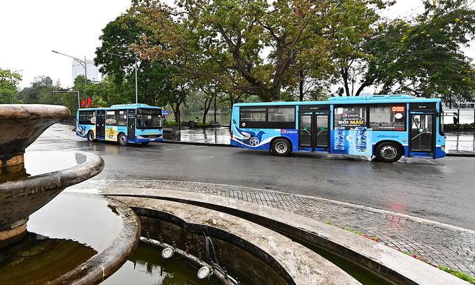 Hanoi to resume city bus lines next week