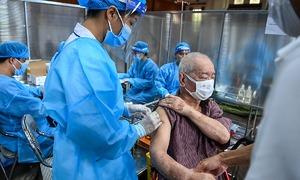 South Korea donates 1.1 mln Covid vaccine doses