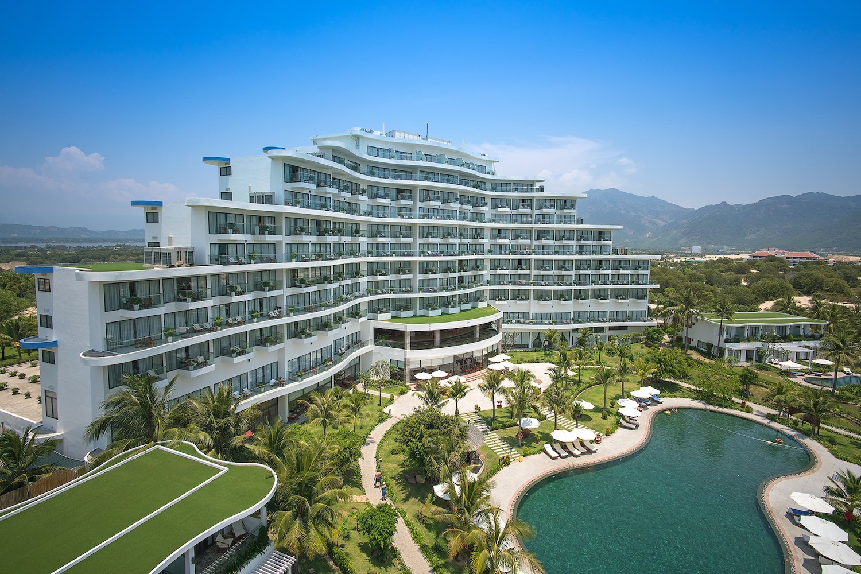 Cam Ranh Riviera Beach Resort & Spa in Khanh Hoa Province. Photo courtesy of the resort.