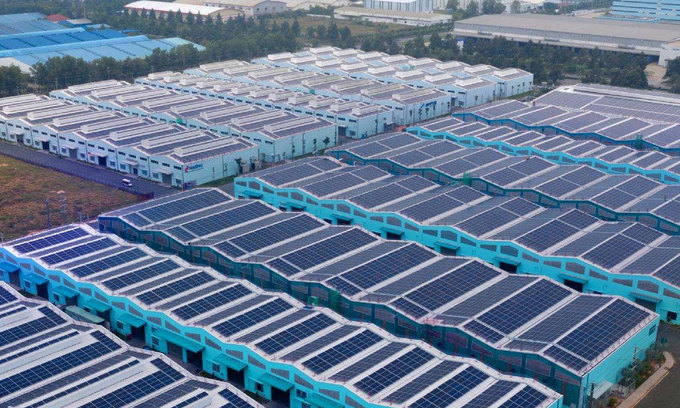 French energy company invests in Vietnam rooftop solar developer