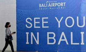 Indonesia's Bali reopens to international tourists, but with no flights