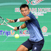 Vietnamese tennis ace grabs first international victory after nearly two years