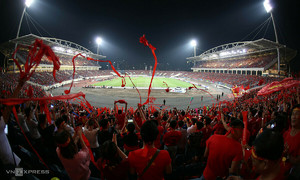 Spectators might return in Vietnam's next World Cup qualifying home games
