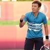 Vietnamese tennis ace advances to quarterfinals of Egypt tournament