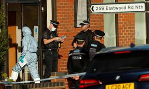 Fatal stabbing of UK MP declared terrorist incident