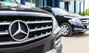 Mercedes dealer reports record loss in Q3