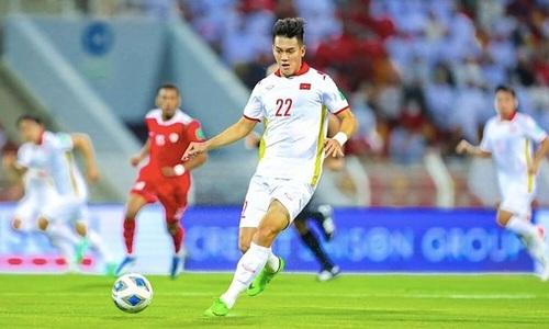 Vietnamese striker named player of the week in World Cup qualifiers