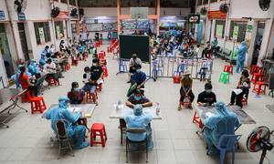 Scrap quarantine zones, field hospitals in high vaccination areas: academic