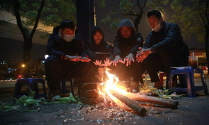 Winter monsoon to hit northern Vietnam