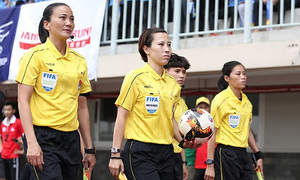 Vietnamese female referee to participate in FIFA's VAR course
