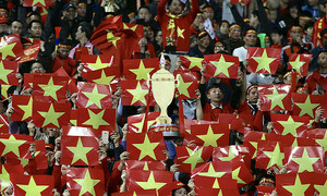 Hanoi's My Dinh Stadium to allow spectators for World Cup qualifiers