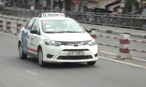 Taxi firm Vinasun revenue plunges 10 times