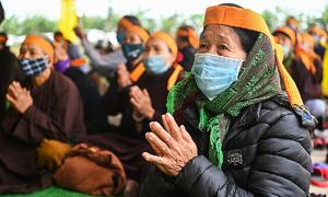 Vietnam laments death of Buddhist patriarch