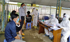 Vietnam confirms another 3,592 domestic Covid cases