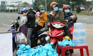 Reverse migration breeds Mekong Delta Covid-19 hotspots